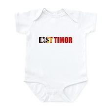 East Timor Infant Bodysuit