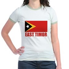 East Timor Flag T