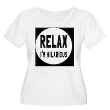 relaxbutton T-Shirt