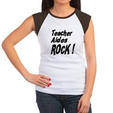 Teacher Aides Rock ! Tee