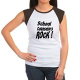 School Counselors Rock ! Tee