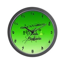 Ghost Adventures wallclock Wall Clock