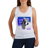 Unique Man's best friend Women's Tank Top
