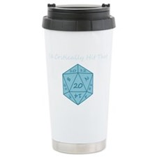 Id Critically Hit That  Travel Mug