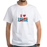 I love Zaire Shirt