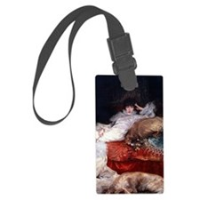 NexusSLounging Luggage Tag
