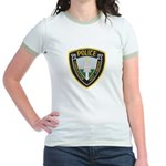 Charleston Police Jr. Ringer T-Shirt