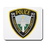 Charleston Police Mousepad