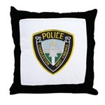 Charleston Police Throw Pillow