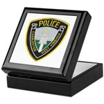 Charleston Police Keepsake Box