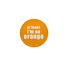 I'm an orange Mini Button (10 pack)
