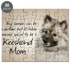 Keeshond Mom Puzzle