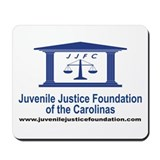 Juvenile Justice Foundation Mousepad