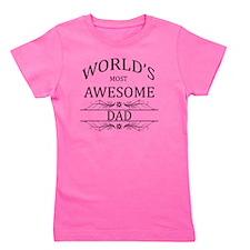 dad Girl's Tee