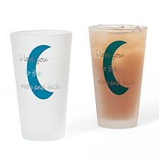 moonandback Drinking Glass