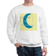 moonandbackyello Sweatshirt