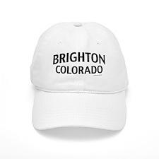 Brighton Colorado Baseball Cap