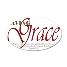 Saving_Grace Wall Decal