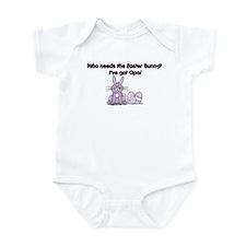I've Got Opa! Infant Bodysuit