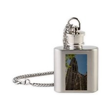 Harkness Tower Flask Necklace