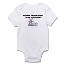 I've Got My Big Brother! Infant Bodysuit