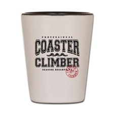 Coaster Shot Glass