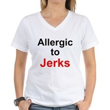 Allergic To Jerks Shirt