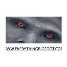 EVERYTHING BIGFOOT! Wall Decal