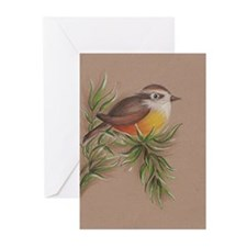 Cute C c Greeting Cards (Pk of 10)
