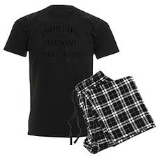 mail carrier Pajamas