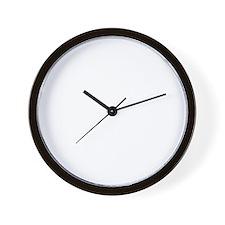 Bicycle-Rider-02-B Wall Clock