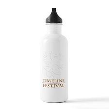 Griffen White Water Bottle