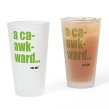 acaawkward Drinking Glass