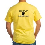 Sik Pup Yellow T-Shirt