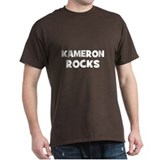 Kameron Rocks T-Shirt