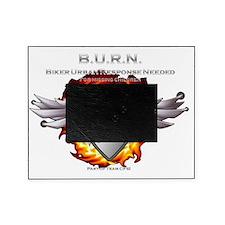 BURN Logo Picture Frame