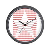 I ROCK! Wall Clock