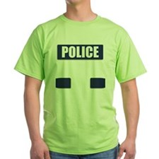 Police Bullet-Proof Vest T-Shirt
