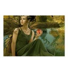 Enchanting Fairy Postcards (Package of 8)
