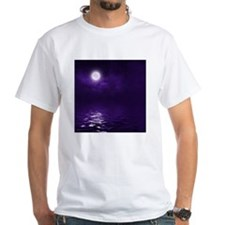 Clouds-Purple-Midnight-Moon Shirt