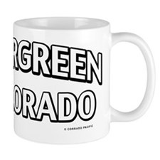Evergreen Colorado Mug