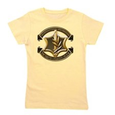 IDF International Volunteer Emblem Girl's Tee