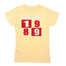 Established 1989 Designs Girl's Tee