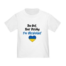 Bet Your Perohy Ukrainian T-Shirt