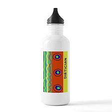 dietician ff 11 artsy Water Bottle