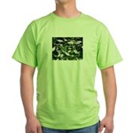 Snow Plant Green T-Shirt