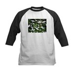 Snow Plant Kids Baseball Jersey