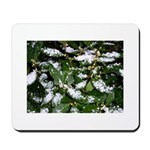 Snow Plant Mousepad