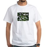 Snow Plant White T-Shirt