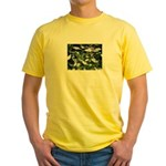 Snow Plant Yellow T-Shirt